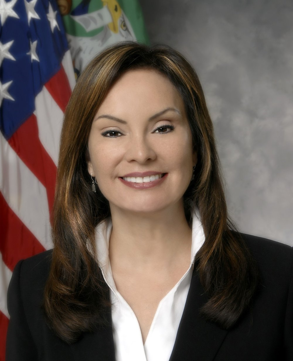 Rosie rios - 3rd Treasurer of the United States