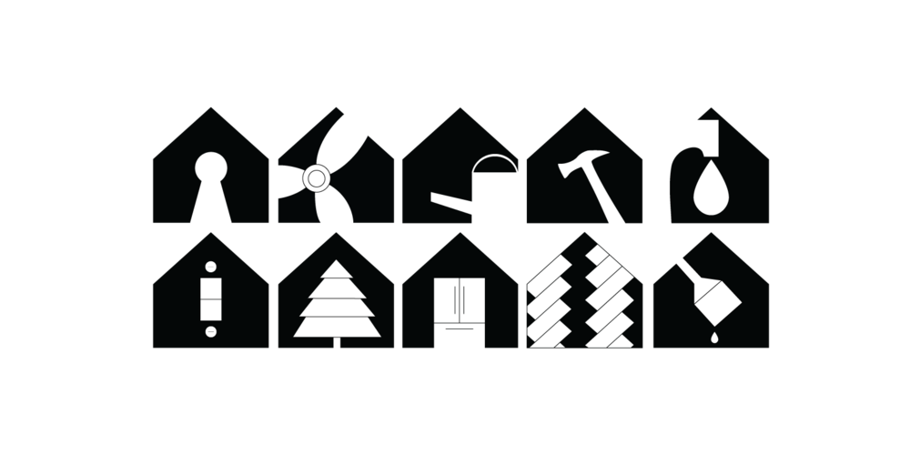 HARDWARE STORE - Pictograms Design