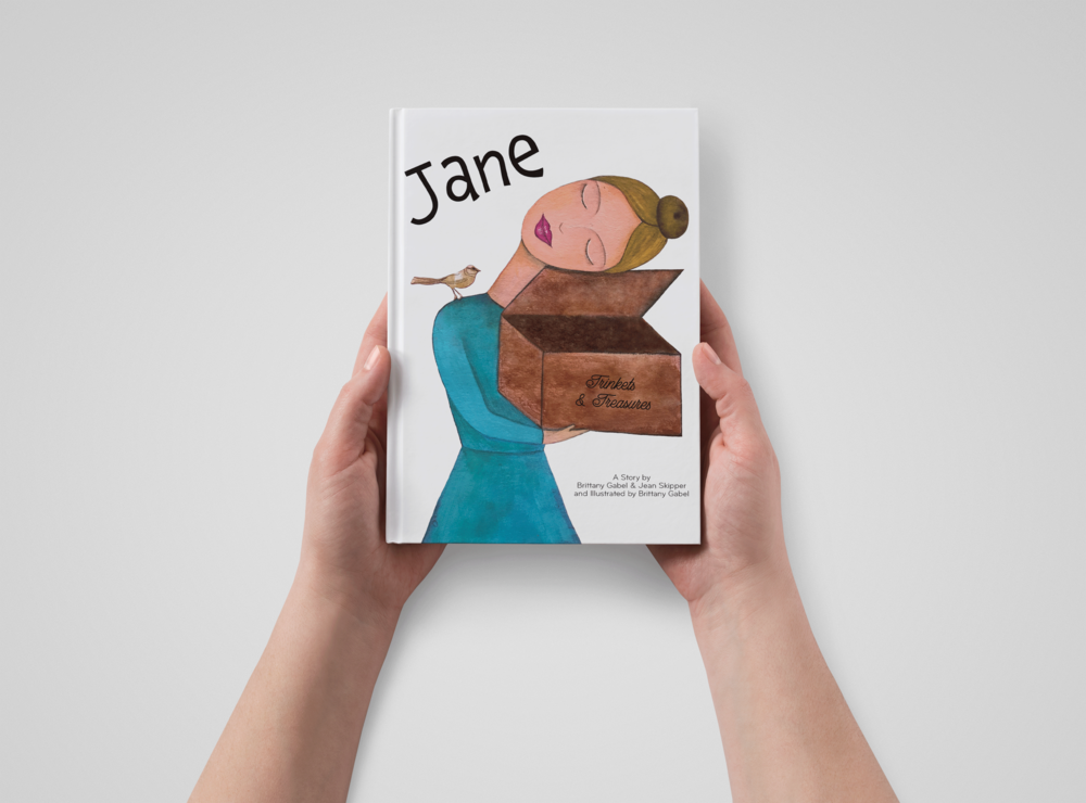 JANE - Book Design