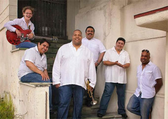 The Latin Jazz Syndicate