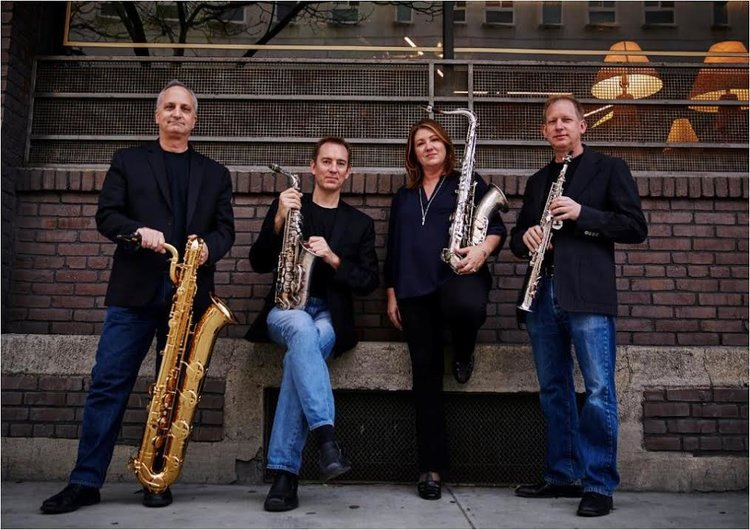 The City of Angels Saxophone Quartet