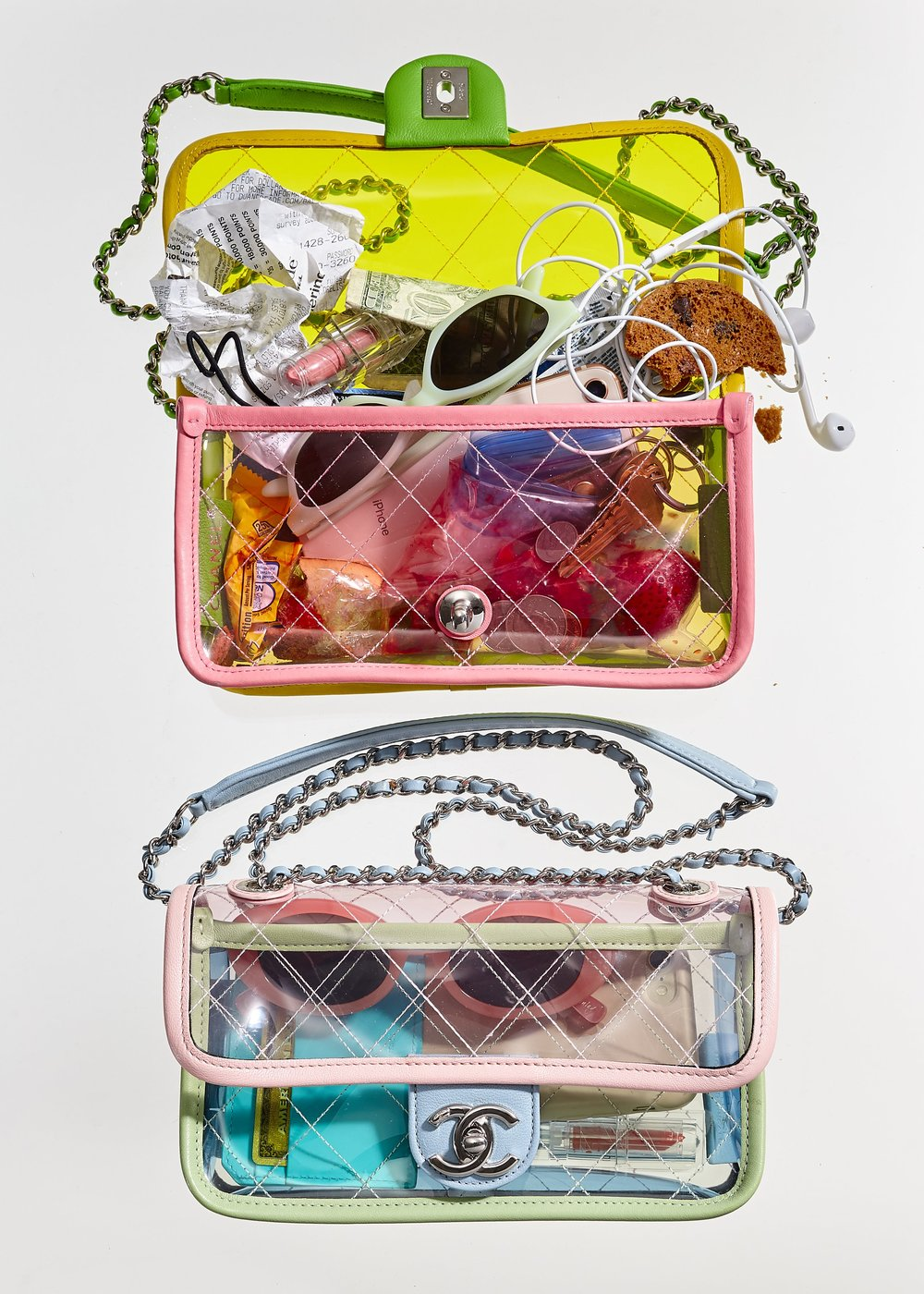 Chanel handbags, Photo: F. Martin Ramin for WSJ