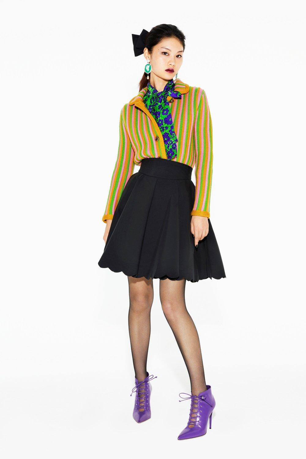 Miu Miu Prefall 2018 C/O Vogue.com