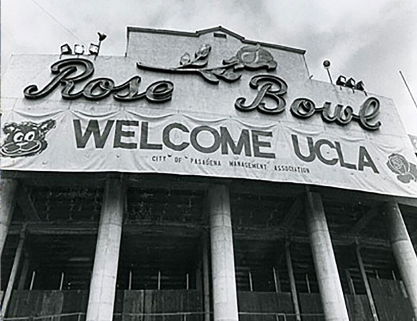 1982, Welcome UCLA