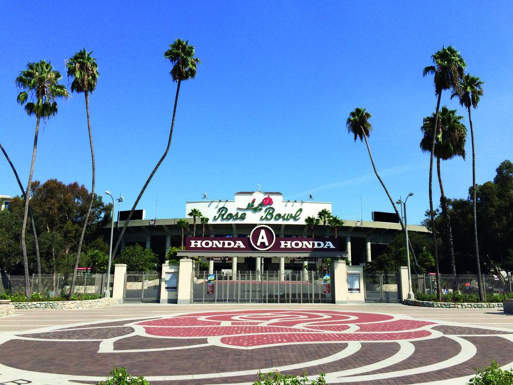 Rose Plaza :