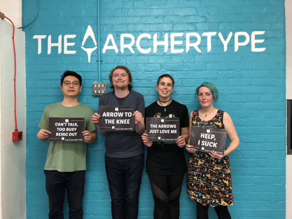 Things to do in Manchester - Combat Archery