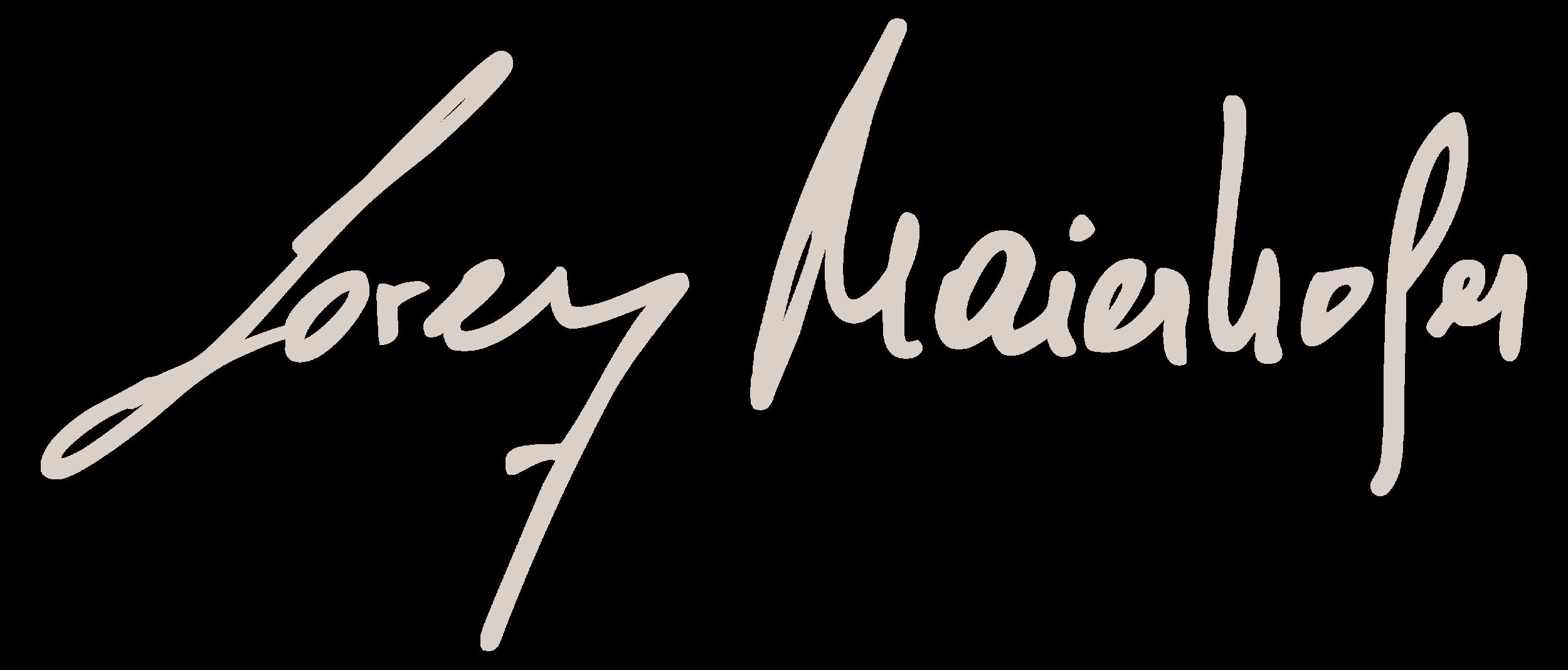 Composer – Lorenz Maierhofer | Official Page