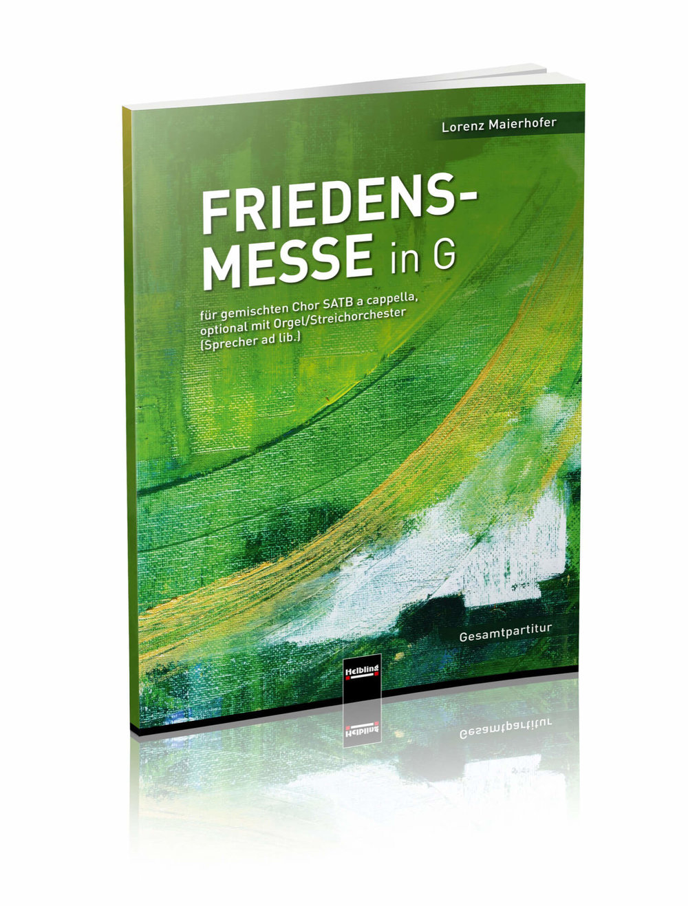 ▸ FRIEDENSMESSE IN G