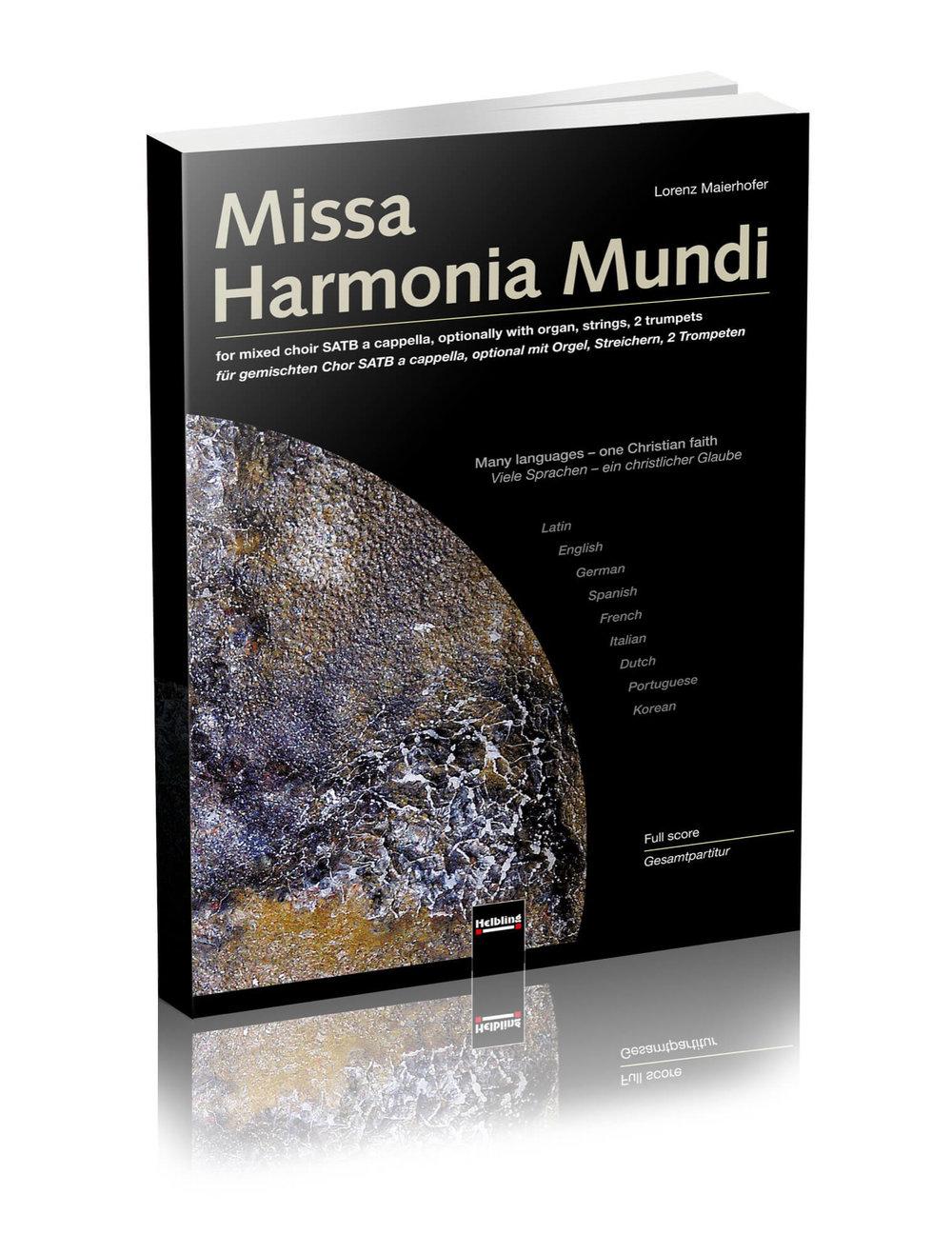 ▸ MISSA HARMONIA MUNDI