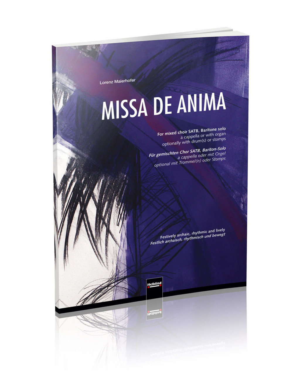 ▸ MISSA DE ANIMA