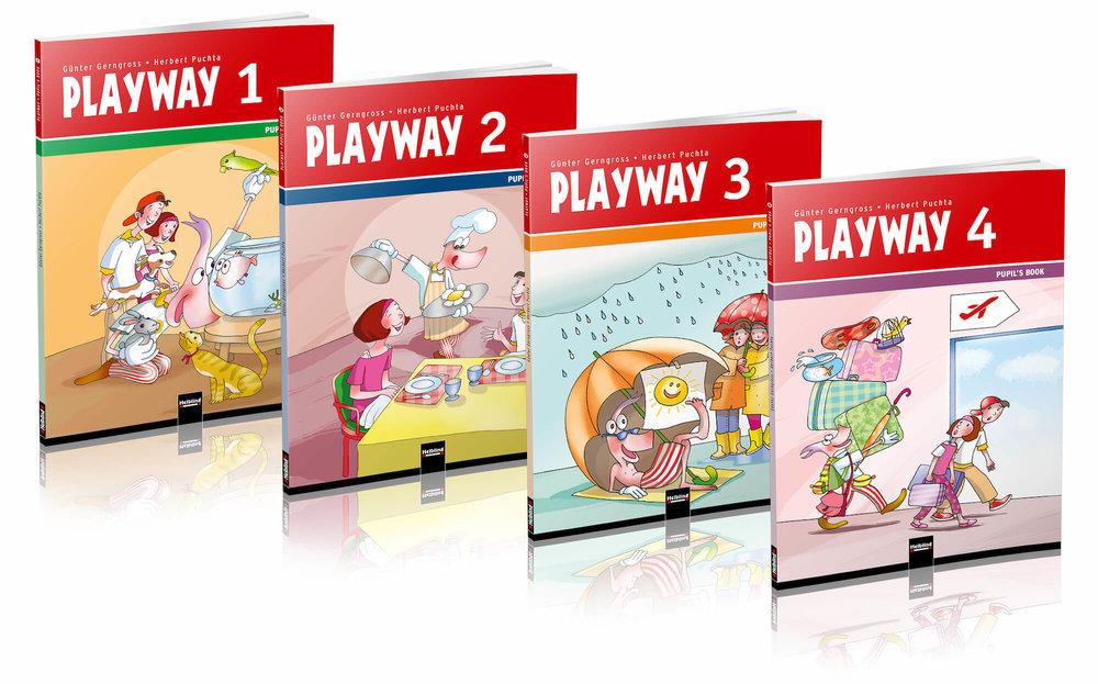 ▸  PLAYWAY 1  ▸  PLAYWAY 2  ▸  PLAYWAY 3  ▸  PLAYWAY 4