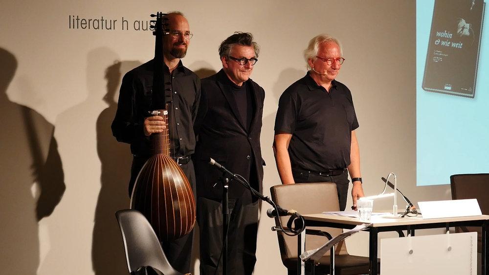 beziehungsleise -Präsentation im Literaturhaus Graz, 22.5.2018