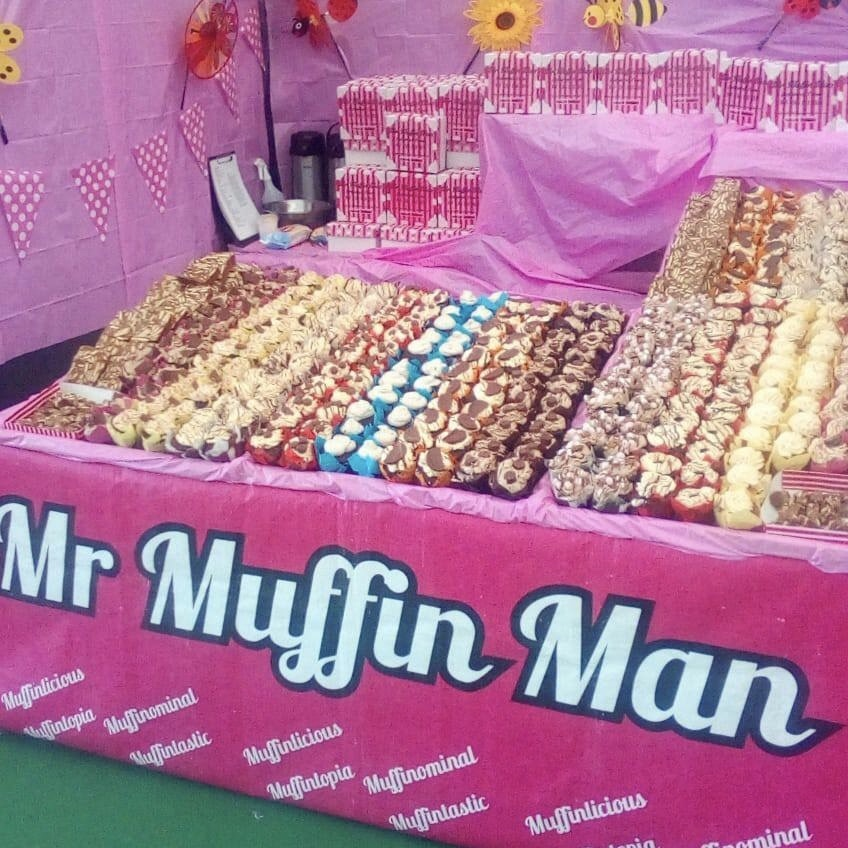 Mr. Muffin Man