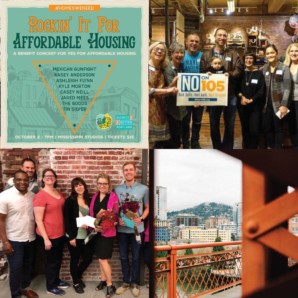 A place to connect with like-minded business owners - Our members believe that business thrives when the Portland community thrives. This shared philosophy connects them at our events, in partnership with organizations, and in the links they make between one another.