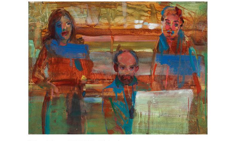 Viridiana painting scene #2