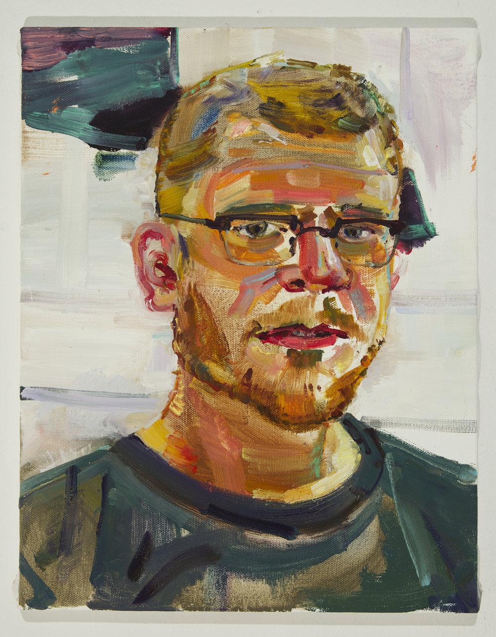 Writer Will Heinrich