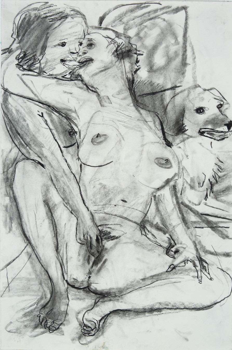 Untitled charcoal 24. by 18 inches 2015.jpg