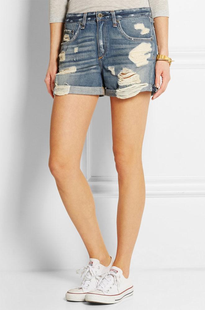 R+B-Shorts