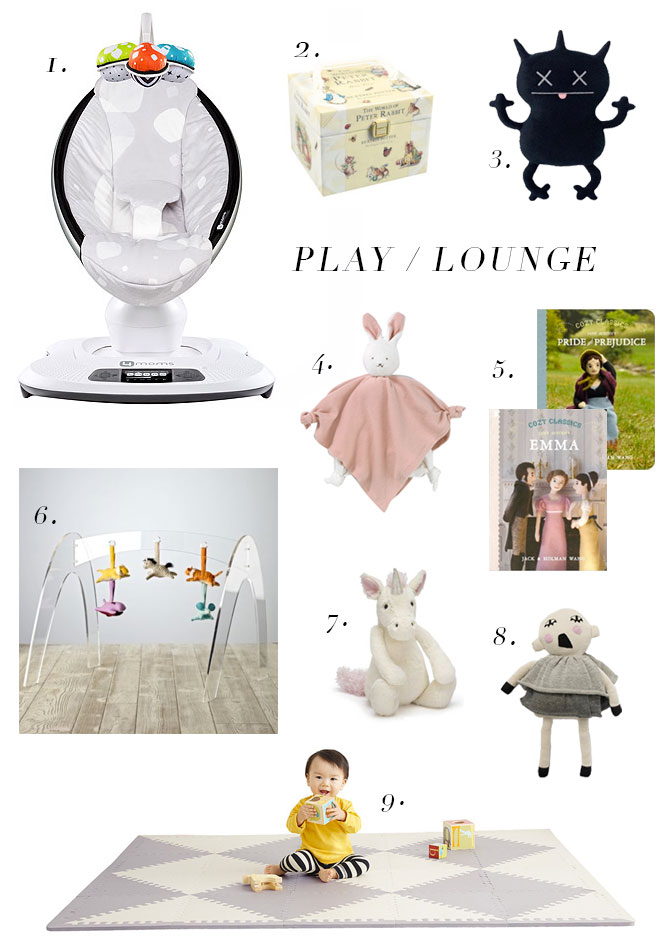 The Life Styled Baby Registry Play