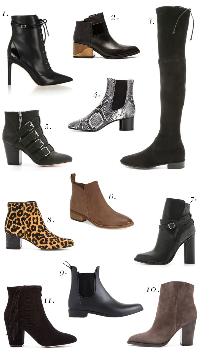 The Life Styled Fall Boot
