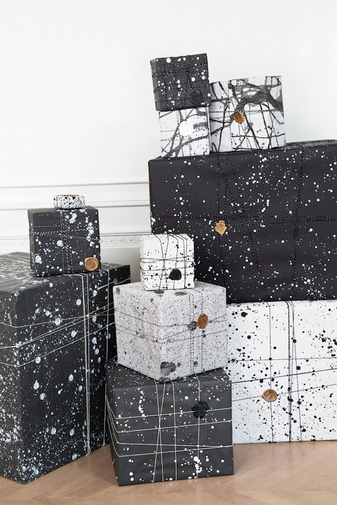 kelly wearstler gift wrap