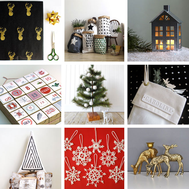 Etsy Holiday The Life Styled