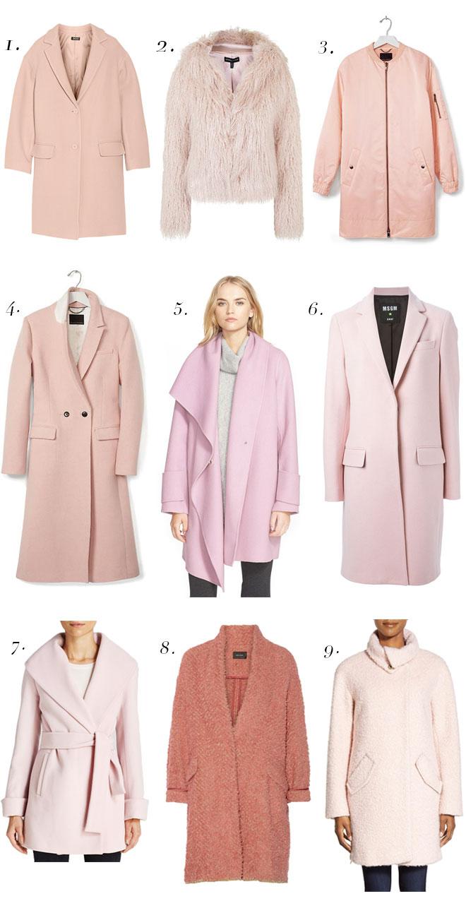Pink-Coats