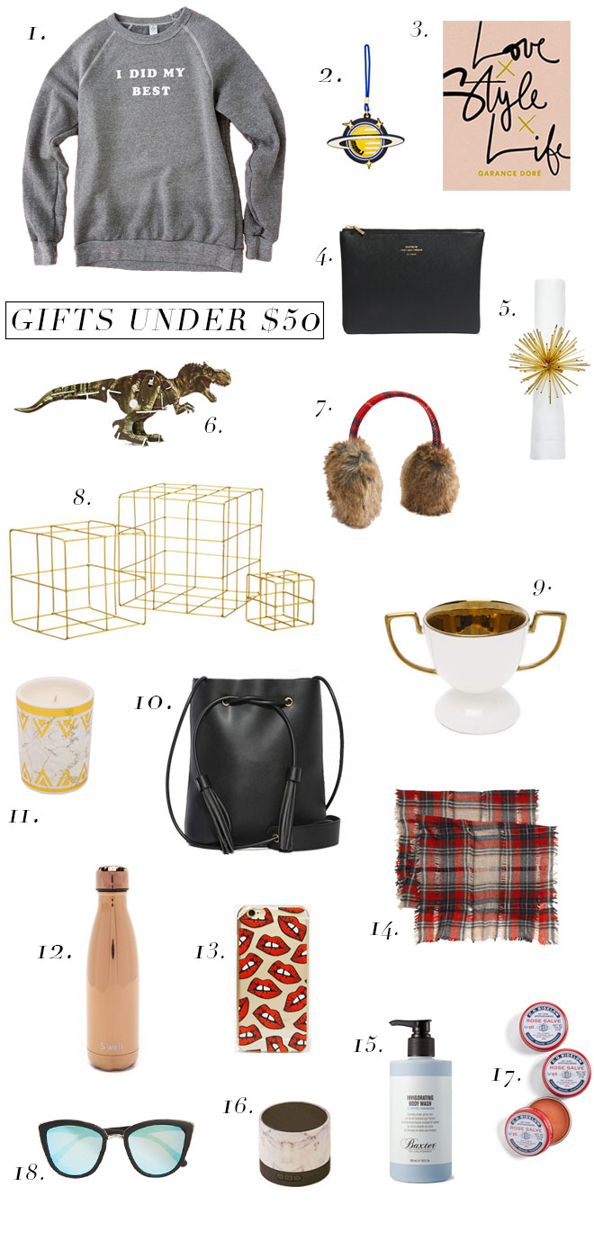 The Life Stlyed Gift Guide Catherine Sheppard
