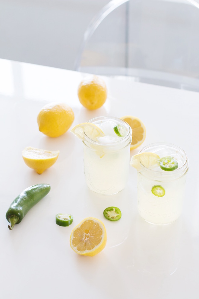 Spicy Vodka Lemonade / by The Life Styled