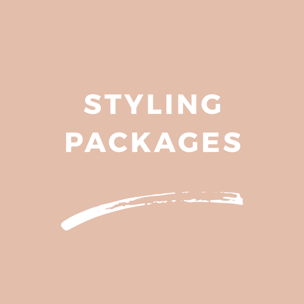 The Life Styled Catherine Sheppard Styling Packages