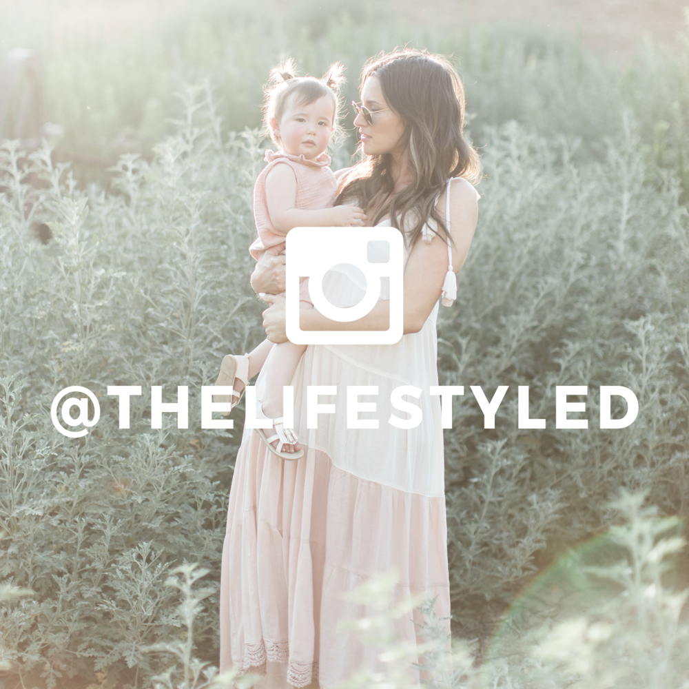 Catherine Sheppard of The Life Styled on Instagram