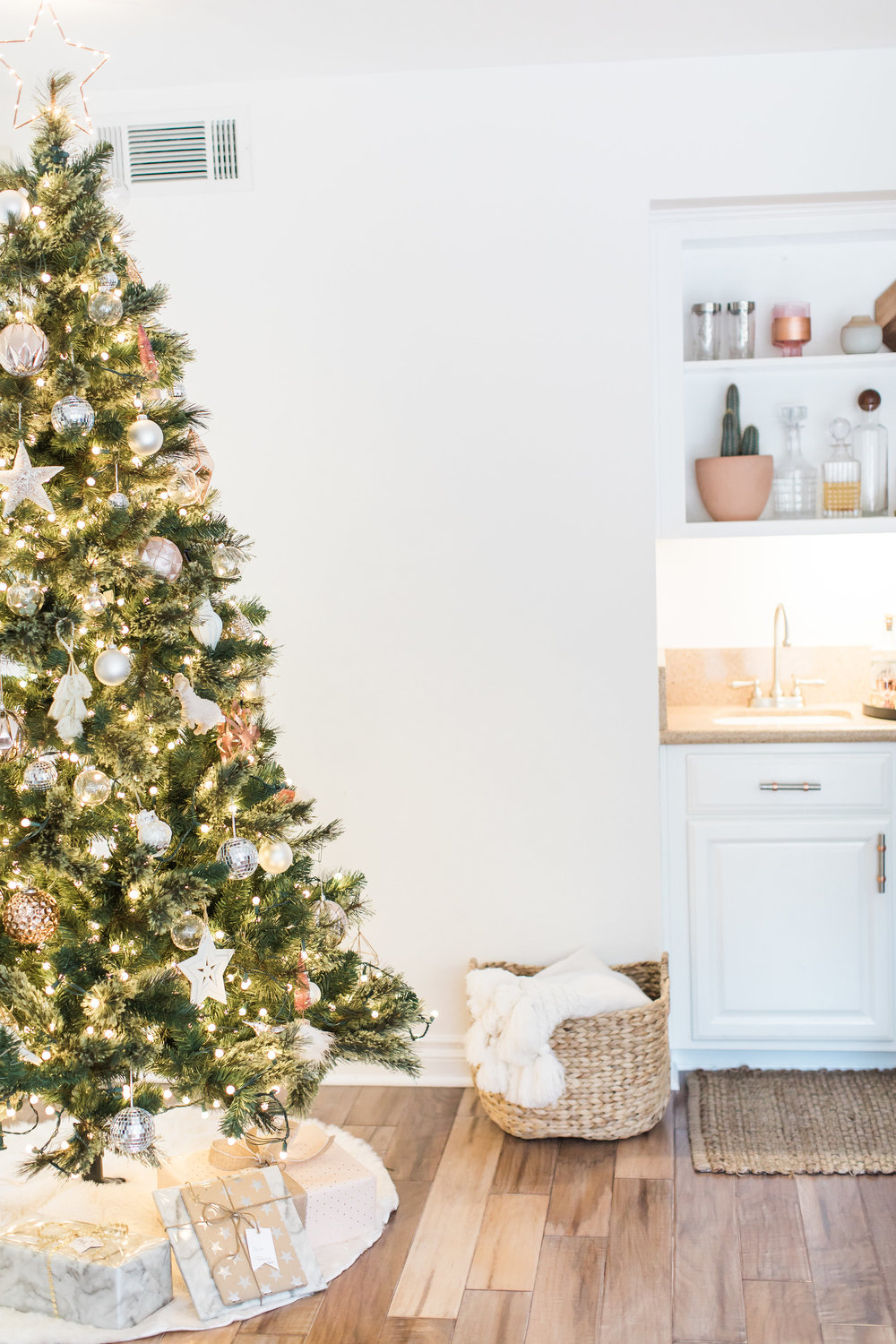 The Life Styled Christmas Tree 2017