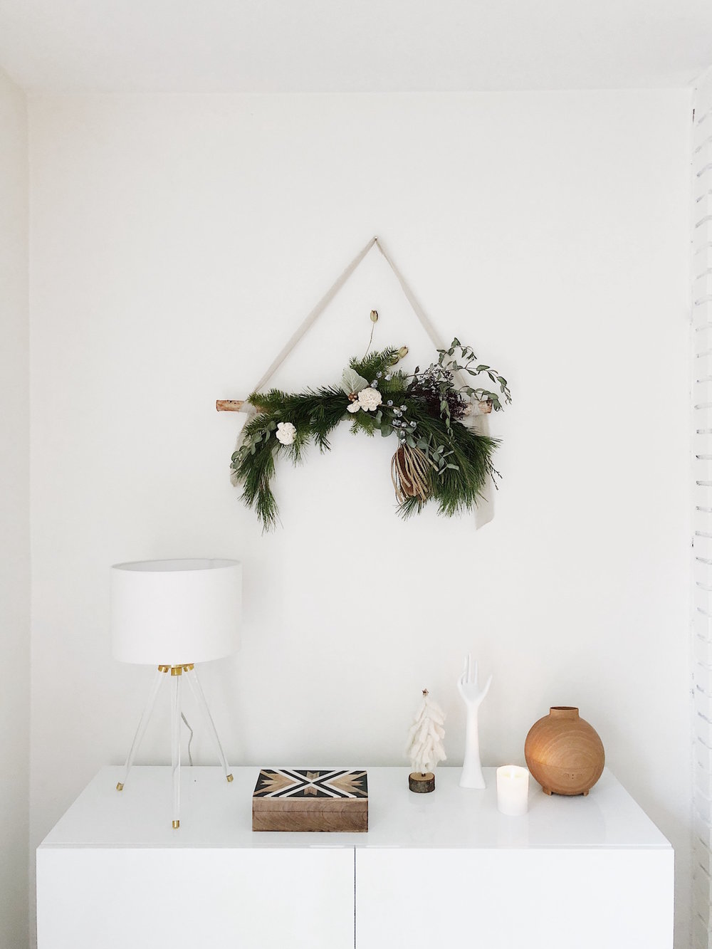 The Life Styled Wreath