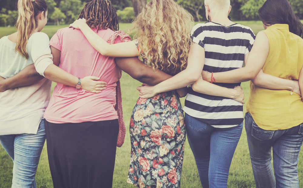 WOMEN'S SUPPORT GROUP - Helping you find your voice a long side other women in a safe and supportive space.