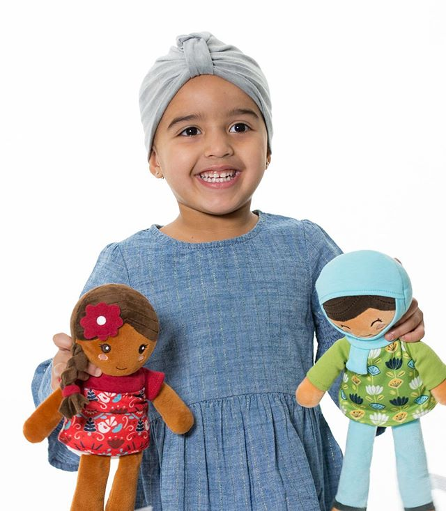 """Diversity is not about how we differ. Diversity is about embracing one another's uniqueness"" -Ola Joseph If you haven't gotten your Selma's Dolls yet, head over to Amazon. Start the conversation about the beauty of diversity with your little ones today!"