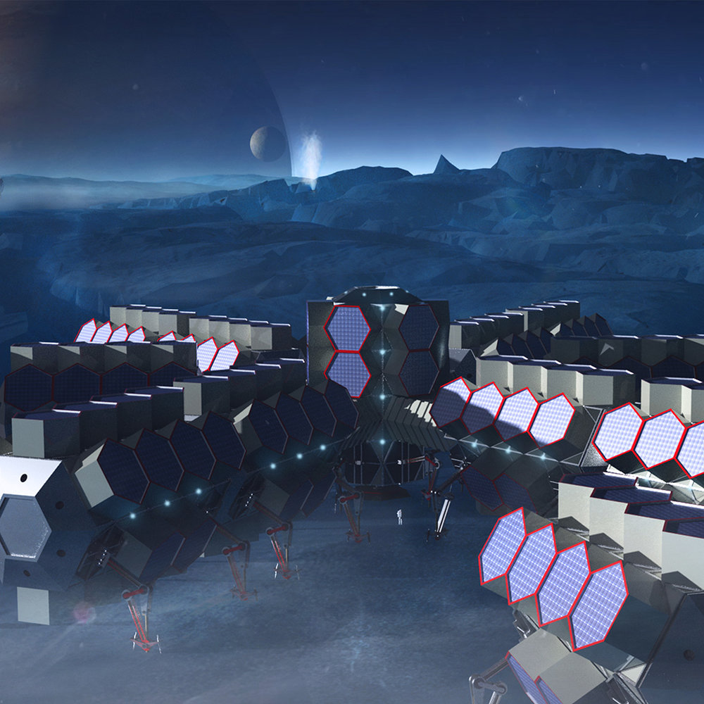 MISSION INLANDSIS - ECOSYSTEM : Europa, Lune de JupiterTEAM MEMBERS : Annabelle Richard Laferrière, Micheal Foisy, Yohan Dumoulin, Alexandre Laporte