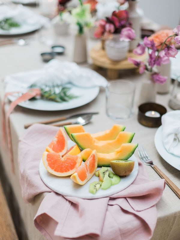 How to host a spring garden party by Foragedhome.com
