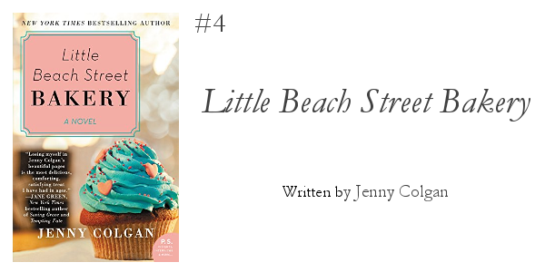 5 Books to Read this Winter from Foraged Home: Little Beach Street Bakery