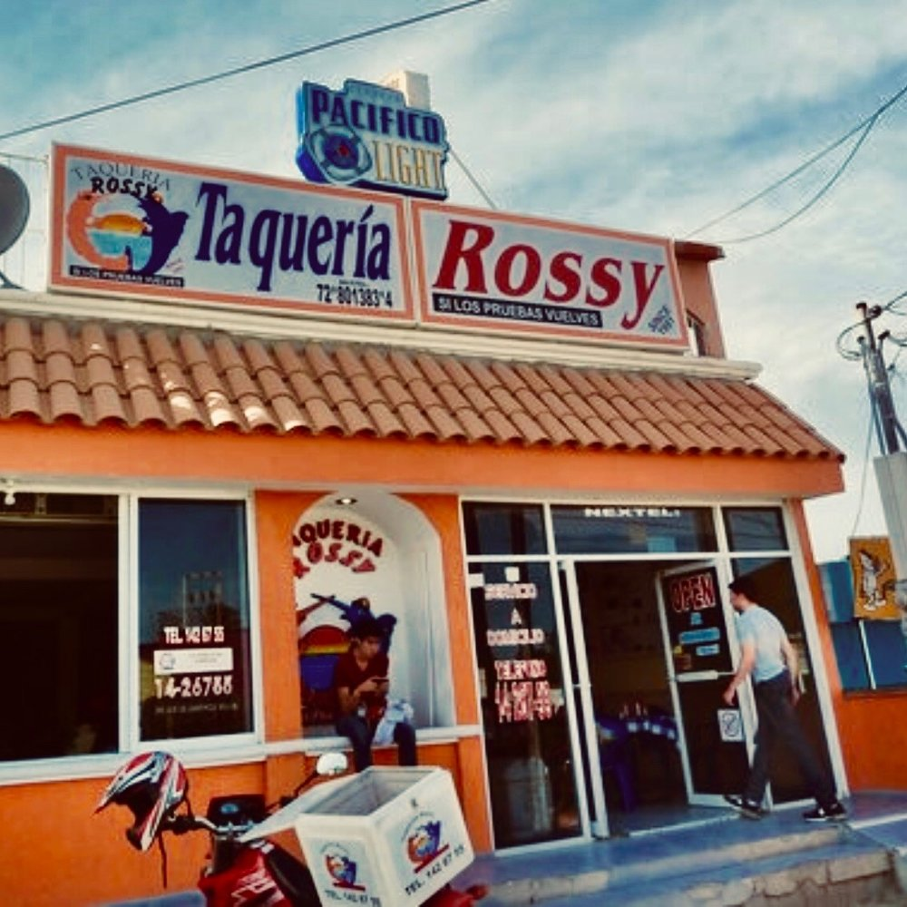 Taqueria Rossy:  Outside of the protected sacantury of the gallery district, recommended by all the local kids and that is exactly why you should go there.