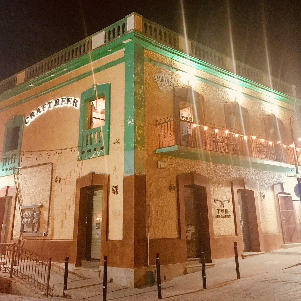 12 Onzas Tap Room  : If Sublime frontman Bradley Nowell came back to life and opened a bar in Mexico this would be it. In case you didn't know, Mezcal and beer pairings are a good thing.