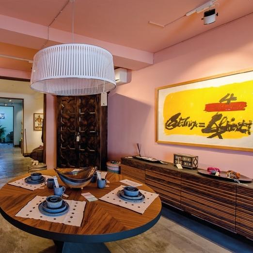 Caravane Cabo:   Interior design and precious objects.