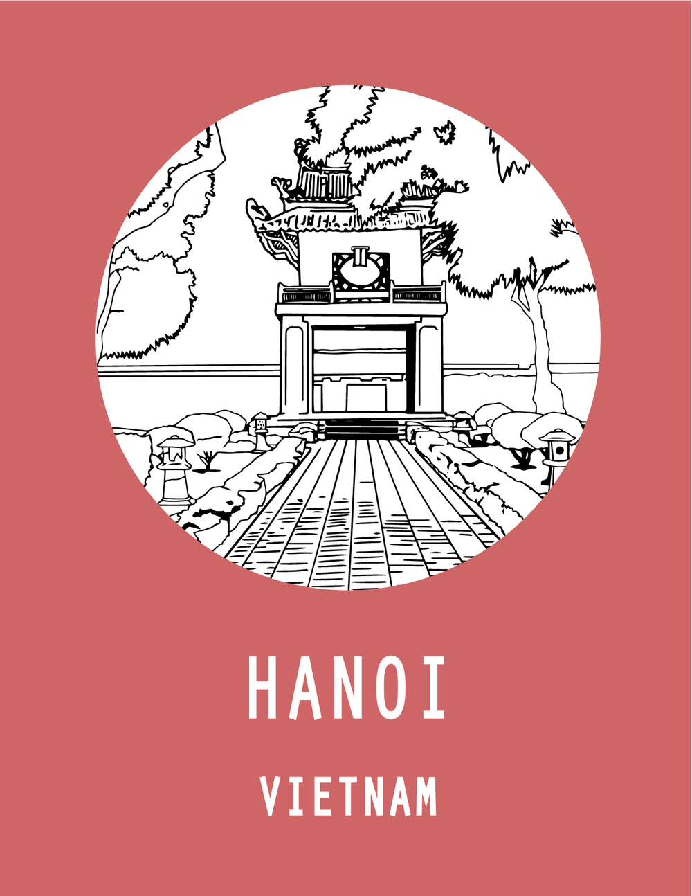 Hanoi, Vietnam  Beautiful chaos: the food, the drinks, the history
