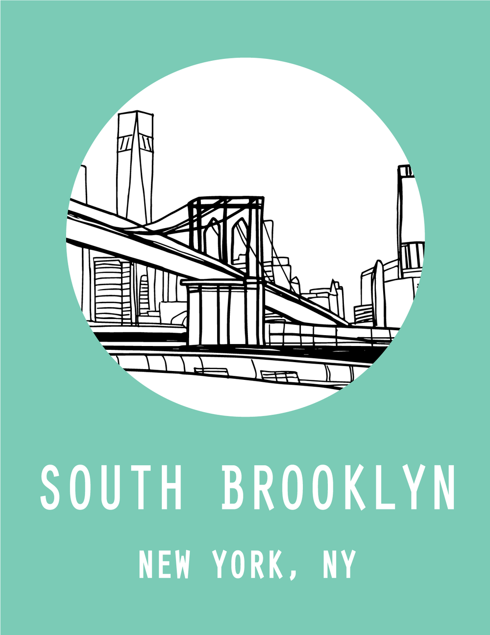 "Brooklyn, New York, NY, USA   ""Brooklyn, Brooklyn, take me in"""