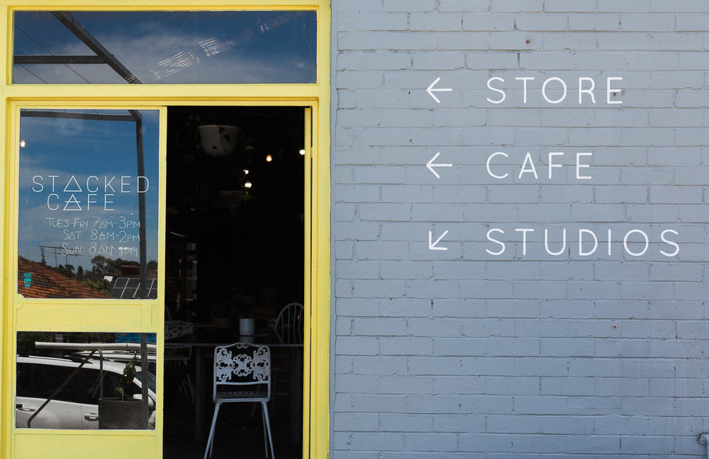 You can find Stackwood on the corner of Stack & Wood Streets in Fremantle