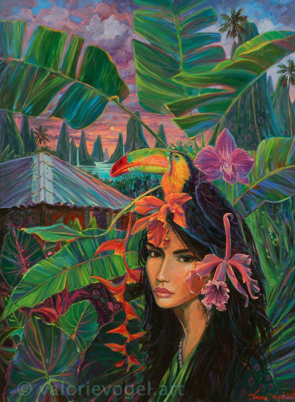11 Toucan Sunset-Valorie Vogel 36x48.jpg