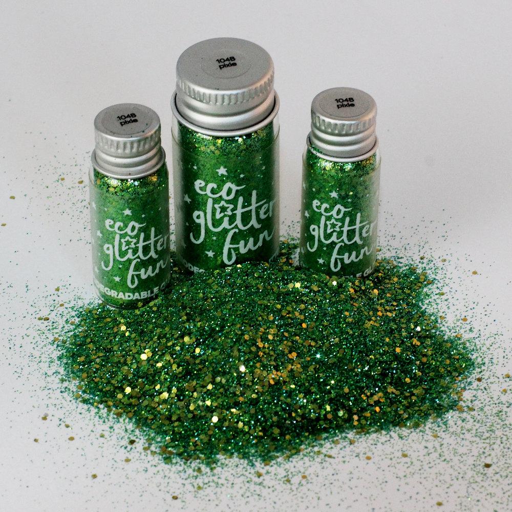 Pixie blend -Biodegradable glitter -  face-body-hair - ecoglitterfun2.jpg