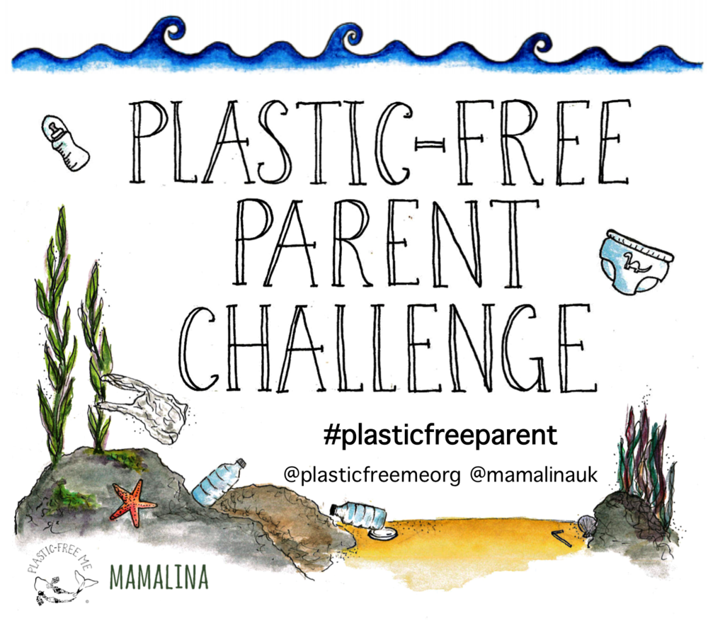 Brought to you by  @plasticfreemeorg  &  @mamalinauk  and the wonderful illustrations are by  @harrietlilyartwork