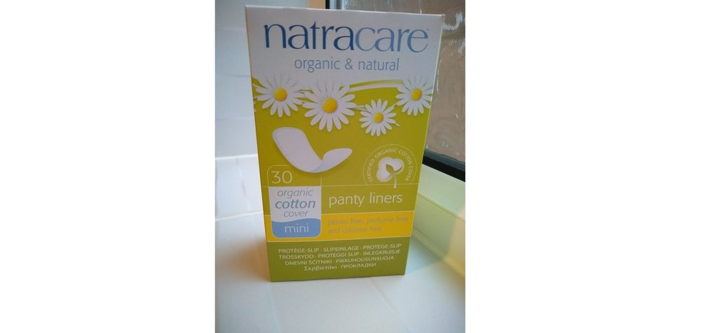 Plastic-free, organic sanitary towels