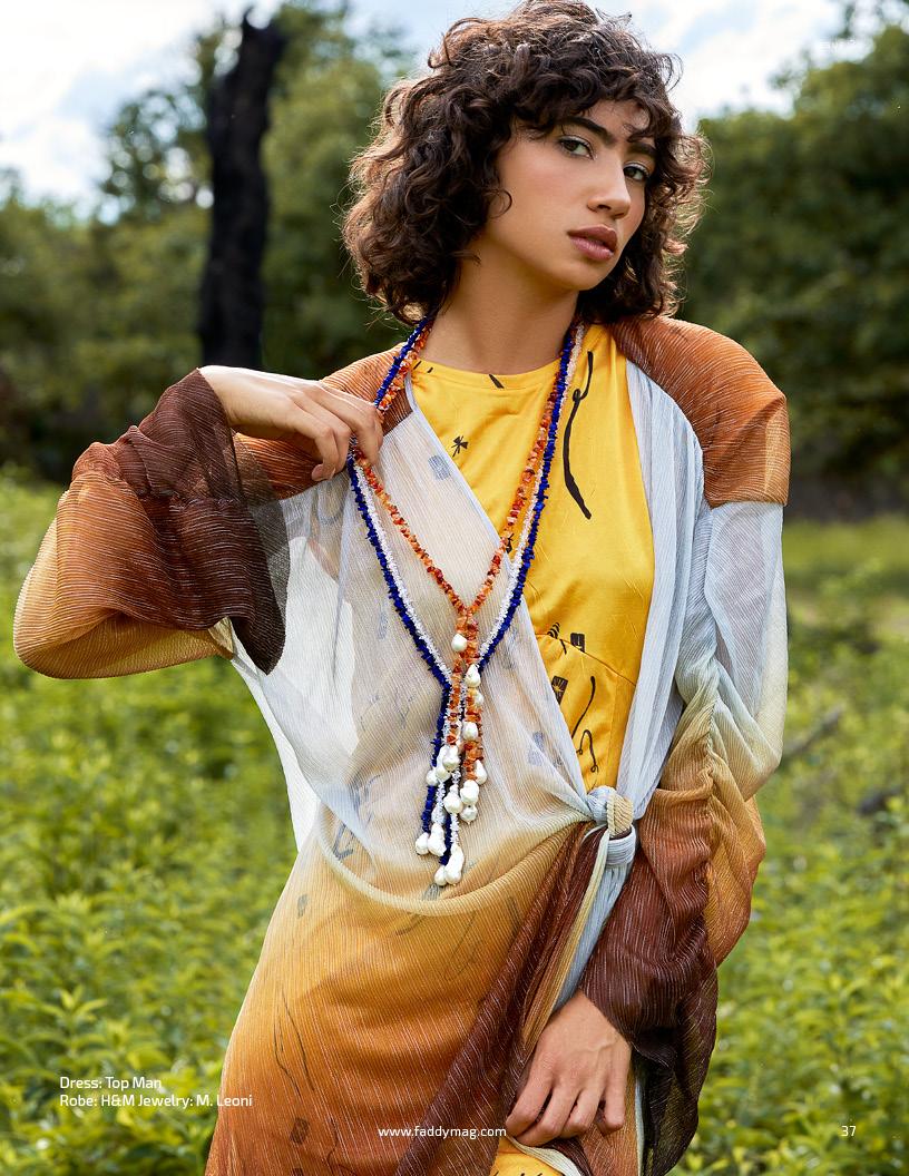 Nature Wanderer - Editorial for Faddy's Fall MagazineFt. Madison Johnston (@madisonnjohnston) from Wallflower Management (@wallflowermgmt)Photographer and retouch: Luis Martinez (@luis_martinez93)Stylist: Calli Martin (@callimartinstylist) from Seaminx Management (@seaminxartistmgmt)HMUA: Kelley Curry (@kelleycurryartistry)Jewelry Designer: Marie Leoni (@mleoni.jewelry)