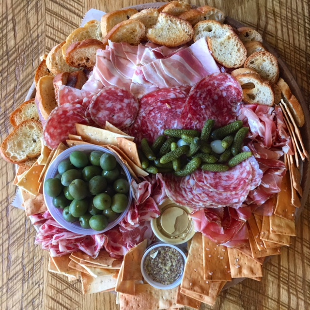 Party at your place? Invite Us! - But seriously, whether you're hosting a party or looking to win the potluck we've got you covered. Whether you've got something specific in mind or just have a certain budget, our cheese monger will put something together that's sure to delight. Check out your options on our Catering Menu below or drop us a line using the contact form below and we'll start slicing!